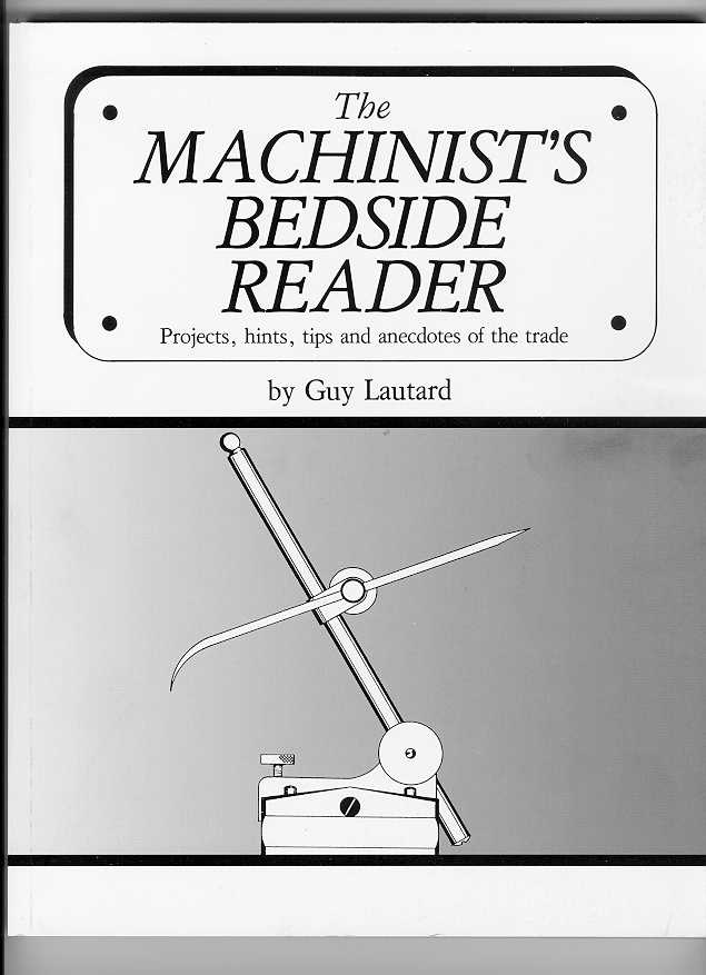 The Machinist's Bedside Reader - cover
